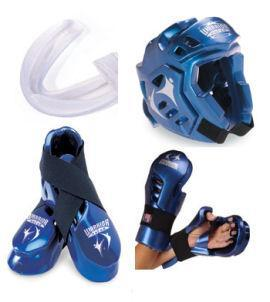 Macho Warrior Sparring Gear Set